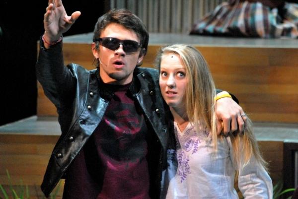 Colton Carrigo and Jessica Becker Photo