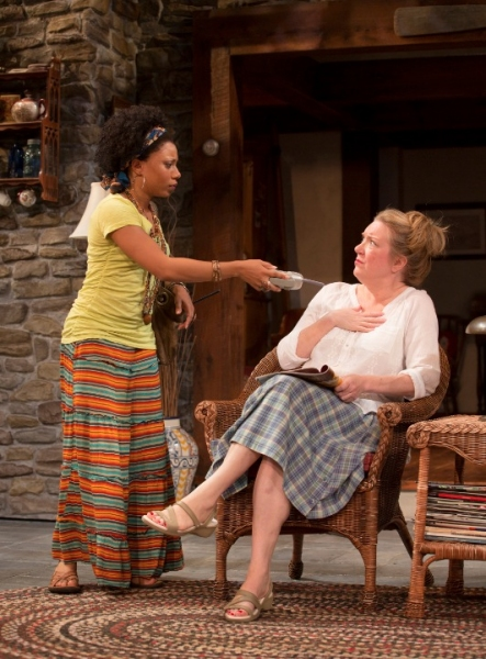 Photo Flash: First Look at Sigourney Weaver, David Hyde Pierce and More in VANYA AND SONIA AND MASHA AND SPIKE!