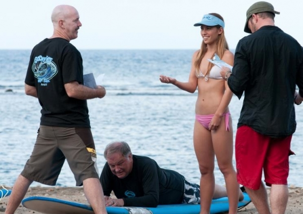 Photo Flash: Sneak Peek - Stills from Hawaiian Comedy GET A JOB
