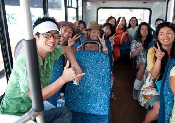 """Jake Shimabukuro and """"The Tourists"""" Photo"""