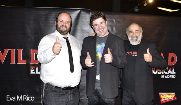 PHOTO FLASH: Photocall Evil Dead el musical