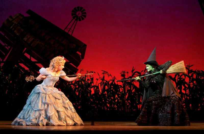 WICKED Returns to the Broward Center, 1/30
