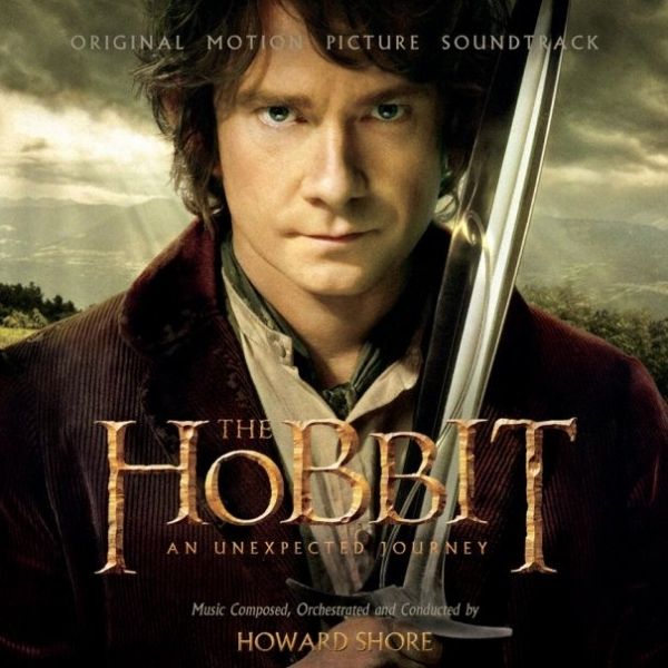 Photo Flash: Album Art Revealed for THE HOBBIT Soundtrack, Due Out 12/11