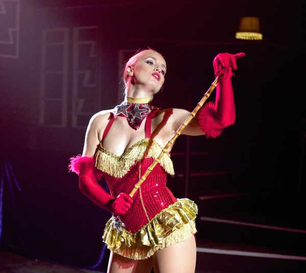 Photo Flash: First Look at Anna Francolini in Southwark Playhouse's VICTOR/VICTORIA