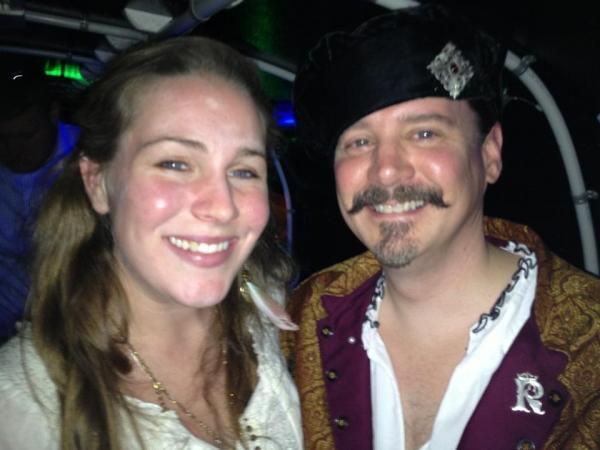 Todd Rowan and friend Photo