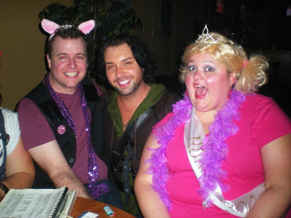 Travis Harkins, Bryce Conner and Amanda Lamb (as Honey Boo-Boo) Photo