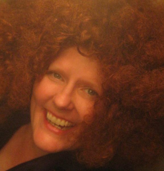 Trish Crist as Annie...at 44!