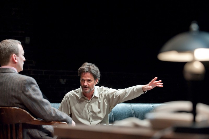 Photo Flash: First Look at Burning Coal's SHINING CITY, Opening Tonight, 11/1