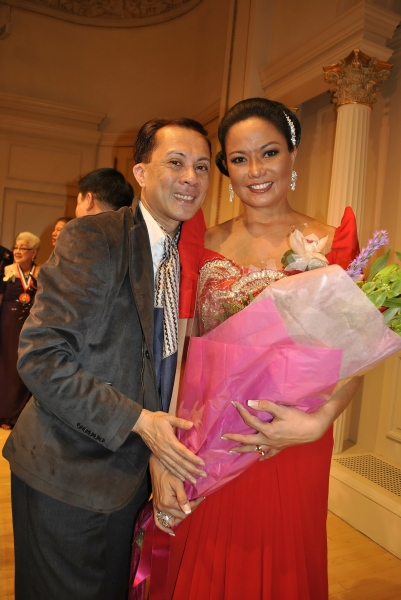Photo Coverage: Ma-Yi Theater Company, Sicangco et al. Accept TOFA-NY Awards