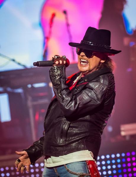 Photo Flash: Opening Night of GUNS N' ROSES' Residency at Hard Rock Vegas