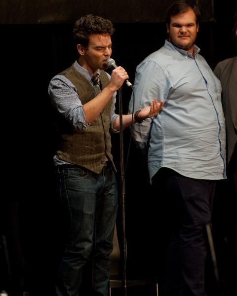 Joel Gomez and Jacob MacInnis Photo
