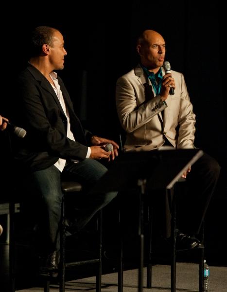 Gavin Hope and Thom Allison