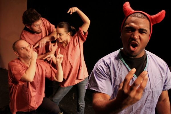 Photo Flash: Planet Ant Theatre Opens CANCER! THE MUSICAL Tonight, 11/9