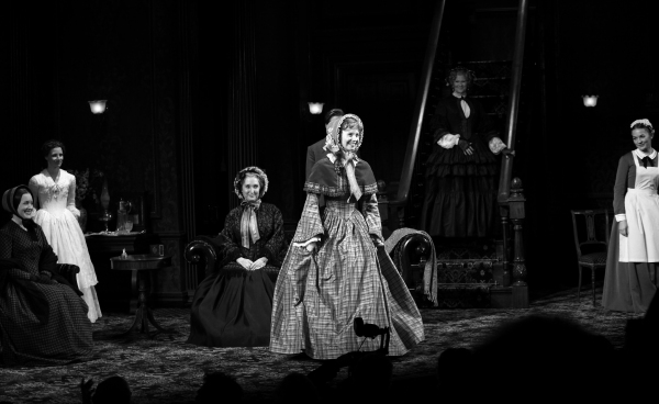 Photo Coverage: Opening Night of THE HEIRESS - Curtain Call