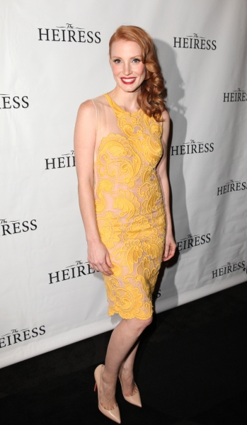 at Opening Night of THE HEIRESS - Party - Glitz & Glamour!