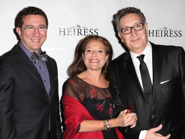 Jeff Lahoste, Judy Sanger & Moises Kaufman