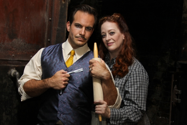 BWW Reviews: Ignite Theatre's SWEENEY TODD - Bloody Fun!