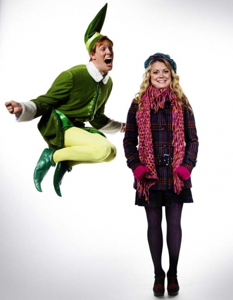 Photo Flash: First Look at Kendra Kassebaum, Matt Owen and More in 5th Avenue Theatre's ELF!