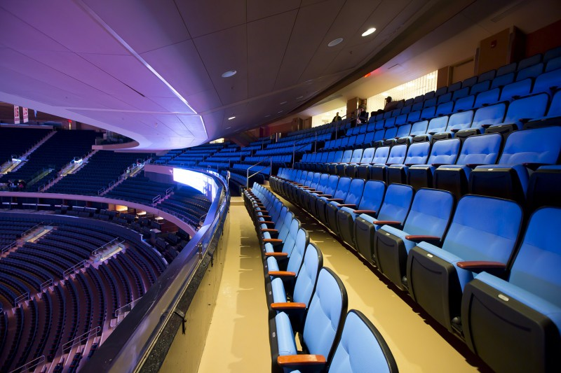 Madison Square Garden Unveils Phase Ii Of Arena 39 S Top To Bottom Transformation