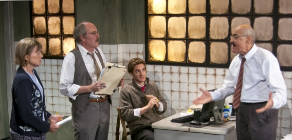 Photo Flash: First Look at Abingdon Theatre's MARCH MADNESS