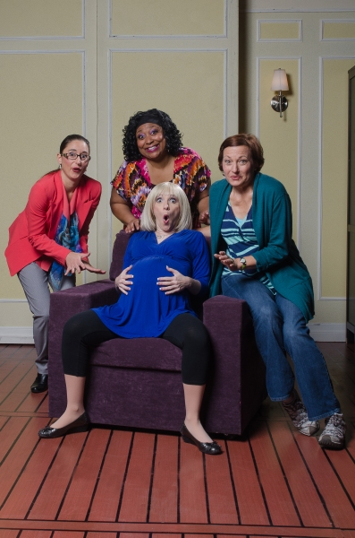Photo Flash: First Look at Downstairs Cabaret Theatre's MOTHERHOOD THE MUSICAL