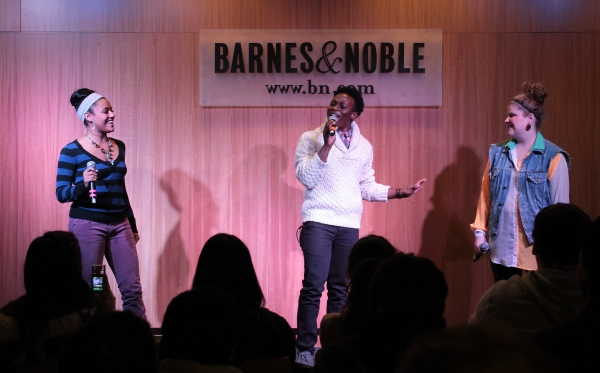 at Lin-Manuel Miranda and BRING IT ON Cast Celebrates CD Release at Barnes & Noble!