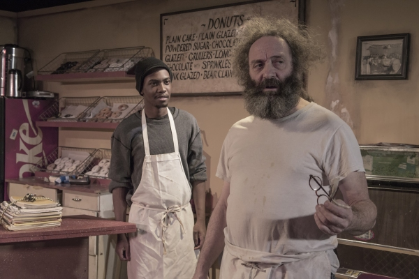 Photo Flash: First Look at Mary-Arrchie Theatre's Remount of SUPERIOR DONUTS