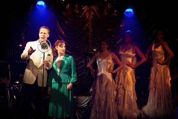 Mick Hamilton (Ian Knauer),Rita Racine (Sarah Galbraith), Mick's Pock No3 (Eithne Bry Photo