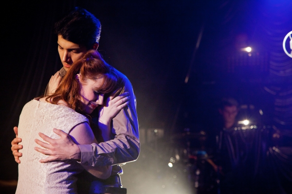 Photo Flash: New Production Shots from STEEL PIER at London's Union Theatre