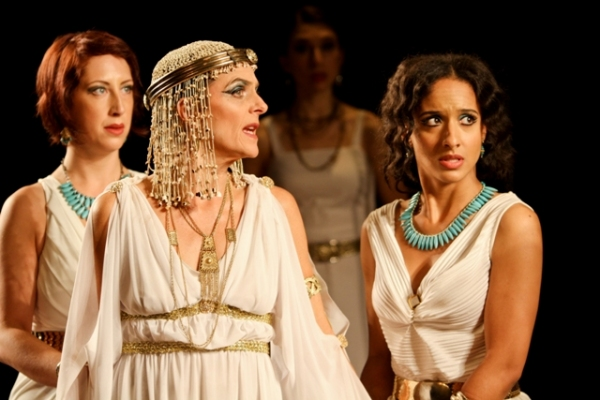 Photo Flash: First Look at Seattle Shakespeare Company's ANTONY AND CLEOPATRA