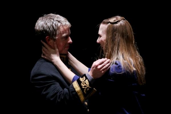 Darragh Kennan and Sydney Andrews