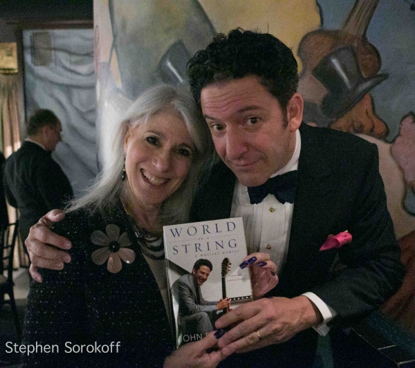 Photo Coverage: More Photos of John Pizzarelli and Jessica Molaskey on Opening Night at Cafe Carlyle