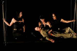 BWW Reviews: Riveting Lovers in Seattle Shakespeare Company's ANTONY AND CLEOPATRA