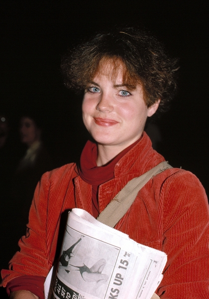 Photo Bast from the Past: Elizabeth McGovern