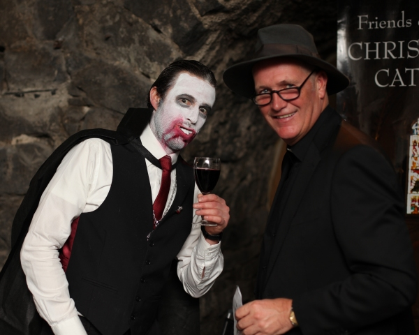 Photo Flash: Break-Away Project's DR. SEWARD'S DRACULA in Crypt of Christchurch Cathedral