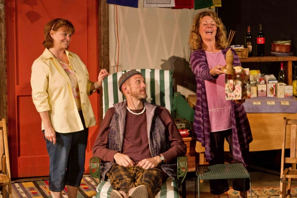 Photo Flash: First Look at Den Theatre's THE QUALITY OF LIFE