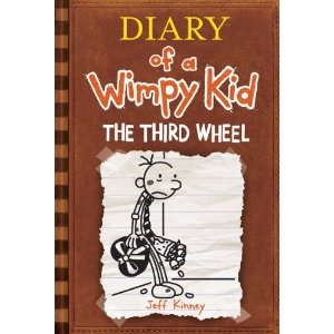 Top 10 Reads: DIARY OF A WIMPY KID's Newest Tops Bestsellers For 2nd Week; Ending 11/11/12
