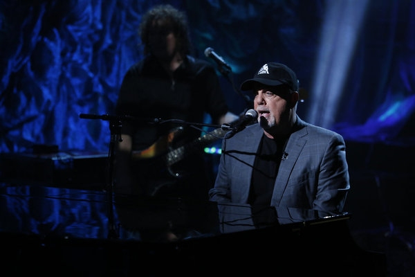Billy Joel at Look Back - HURRICANE SANDY: COMING TOGETHER