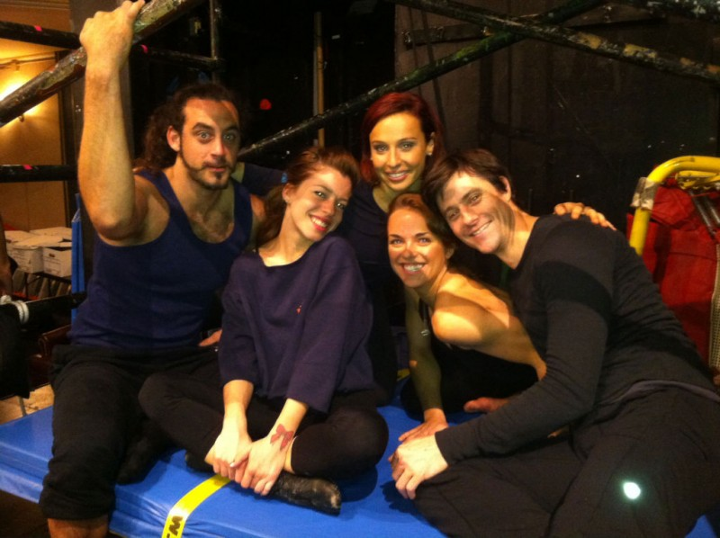 BWW Blog: Molly Tynes of A.R.T.'s PIPPIN - Hard at Work Despite Sandy