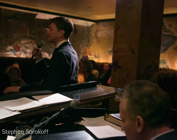 Photo Coverage: Jim Caruso & Billy Stritch Play Bemelmans Bar