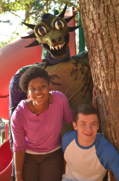 Photo Flash: School of Theatre at Florida State Presents THE MONSTER UNDER THE BED; Opens Nov. 15