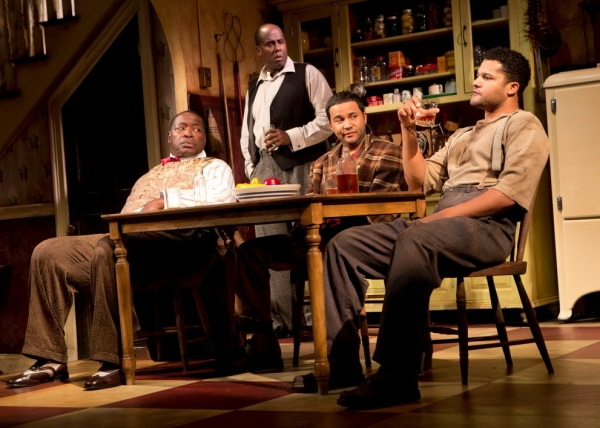 Photo Flash: First Look at Signature Theatre's THE PIANO LESSON