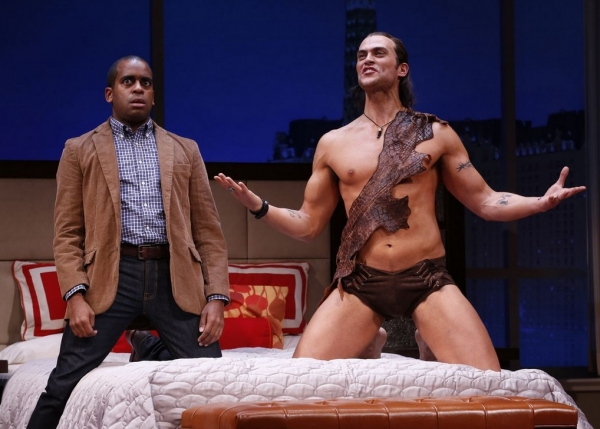 Photo Flash: First Look at Cheyenne Jackson, Alicia Silverstone, and More in THE PERFORMERS!