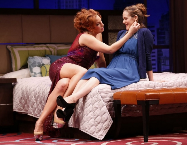 Photos: First Look at Cheyenne Jackson, Alicia Silverstone, and More in THE PERFORMERS!