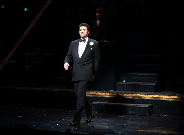 Photo Coverage: Billy Ray Cyrus Joins Cast of CHICAGO- Curtain Call!