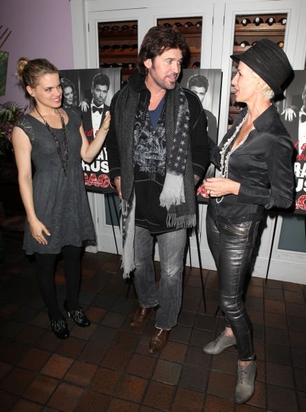 Photo Coverage: Billy Ray Cyrus Makes CHICAGO Debut - After Party!