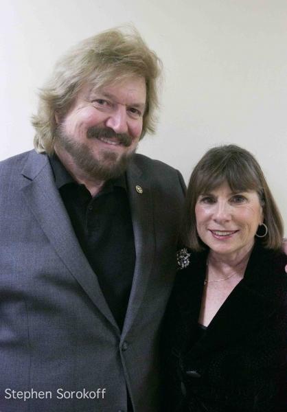 Larry Kerchner & Sandi Durell
