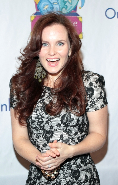 Autumn Hurlbert at Inside ONLY MAKE BELIEVE Benefit with Kerry Butler, Ashley Brown, and More!