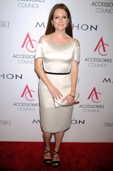 Fashion Photo of the Day 11/6/12 - Julianne Moore