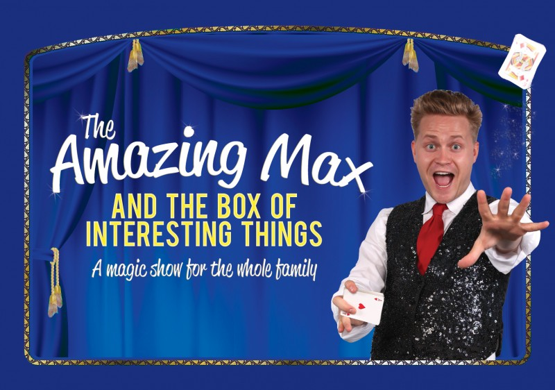 BWW JR: THE AMAZING MAX AND THE BOX OF INTERESTING THINGS Returns to MMAC